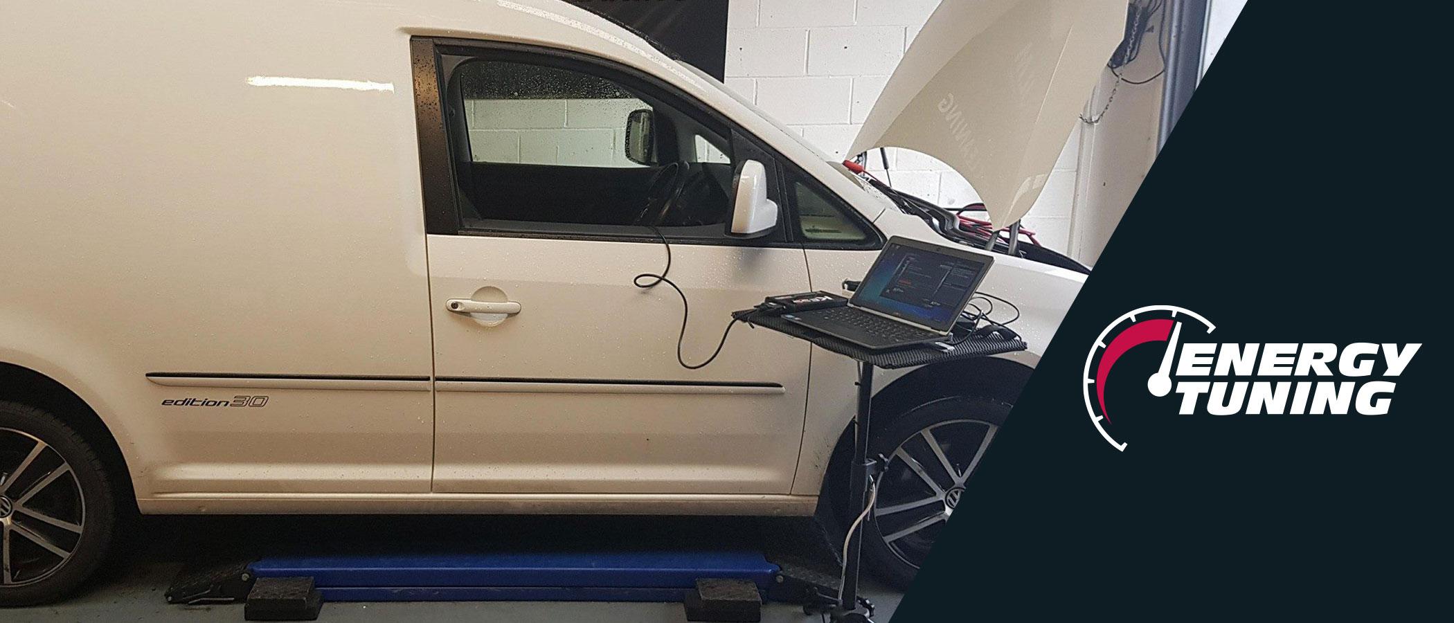 VW Caddy 2.0 TDI 140 stage 1 remap