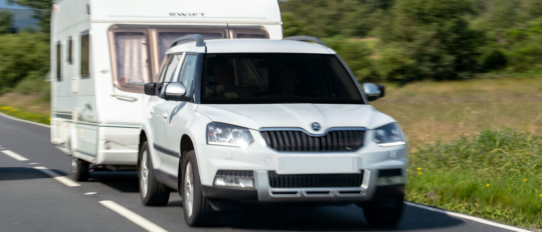 Do you lack power when pulling your caravan? Are you struggling on hills?